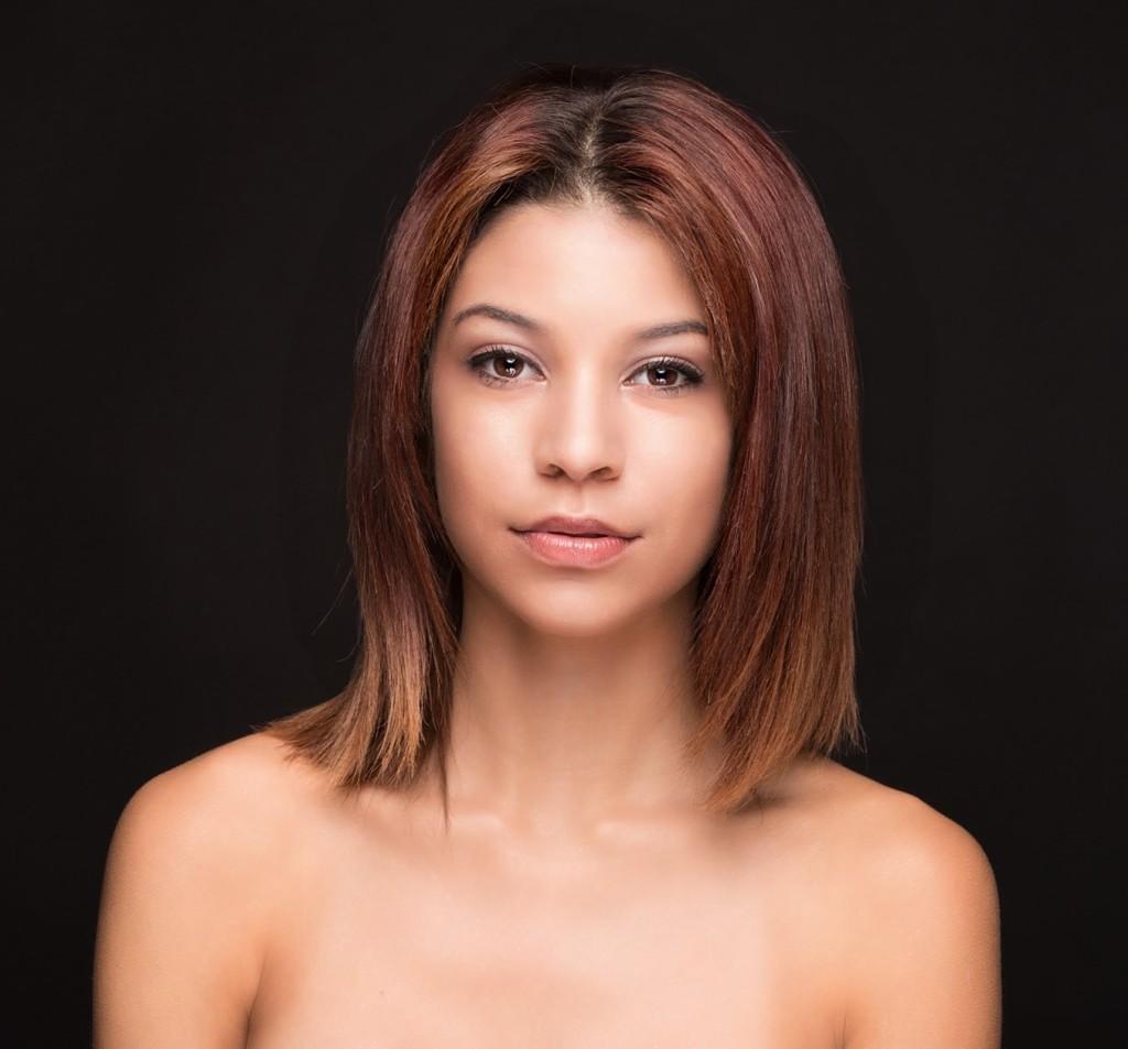 Brooke model fknhard headshot straight