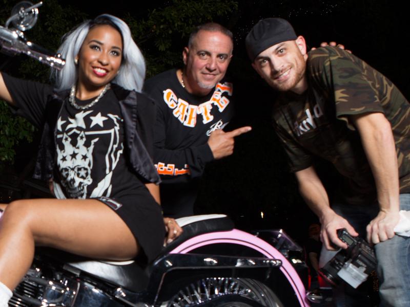 EddyDeJesus Ghoststar Corp Fknhard Magazine Cartel Baggers Mr. Moes Miami Photoshoot