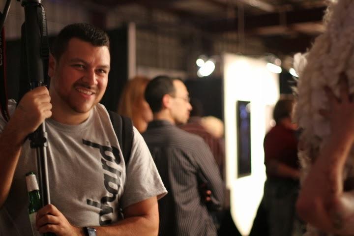 Eddy DeJesus, Owner of CosGamer.com